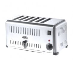 Grille-pain toaster 6 tranches