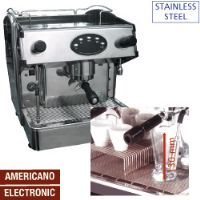 Machine a cafe professionnelle americain 1 groupe