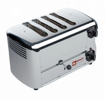 Toaster (grille-pain) �lectrique 4 tranches