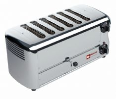 Toaster (grille-pain) �lectrique 6 tranches