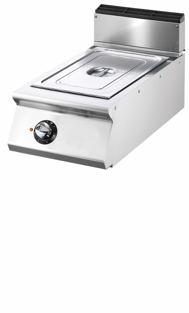 photo Bain-marie électrique, top, gn 1/1