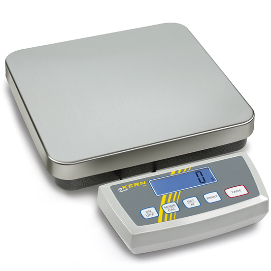 photo Balance plateforme, charge utile maximum 150 kg, lecture 50 g