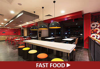 Restauration rapide  - fast food