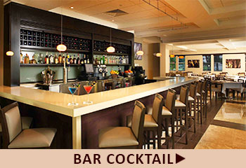 Bar cocktail
